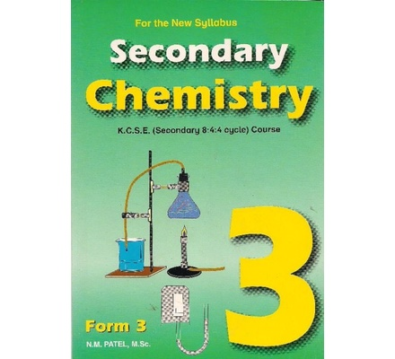 Chemistry Form 3  by...